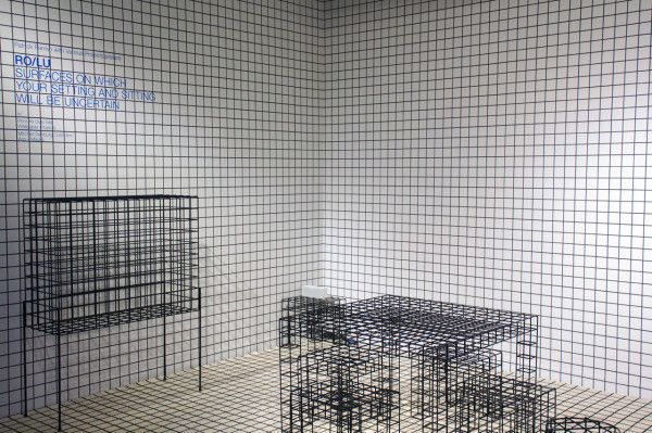 This Gridded Installation at Design Miami Stole The Show