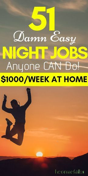 51 Best Late Night Online Jobs That Pay Cash Updated 2020