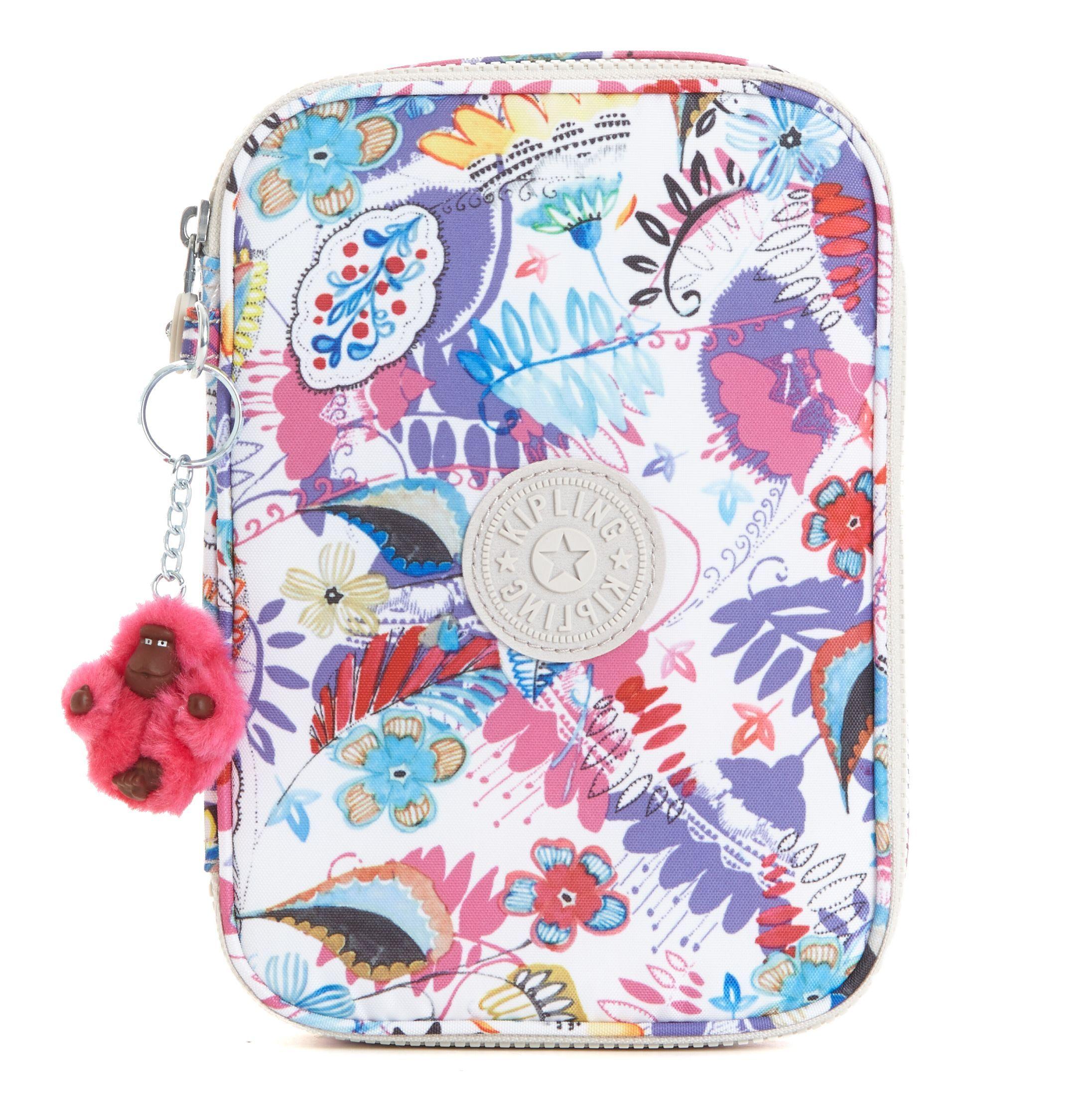 e36f8e5ef 100 Pens Printed Case - Whimsy Floral