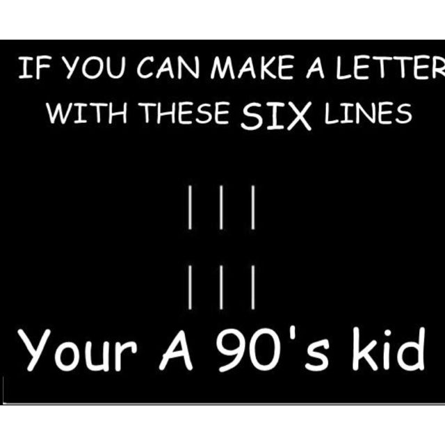 90's kid | Funny Shit | 90s kids, 80s kids, Childhood memories