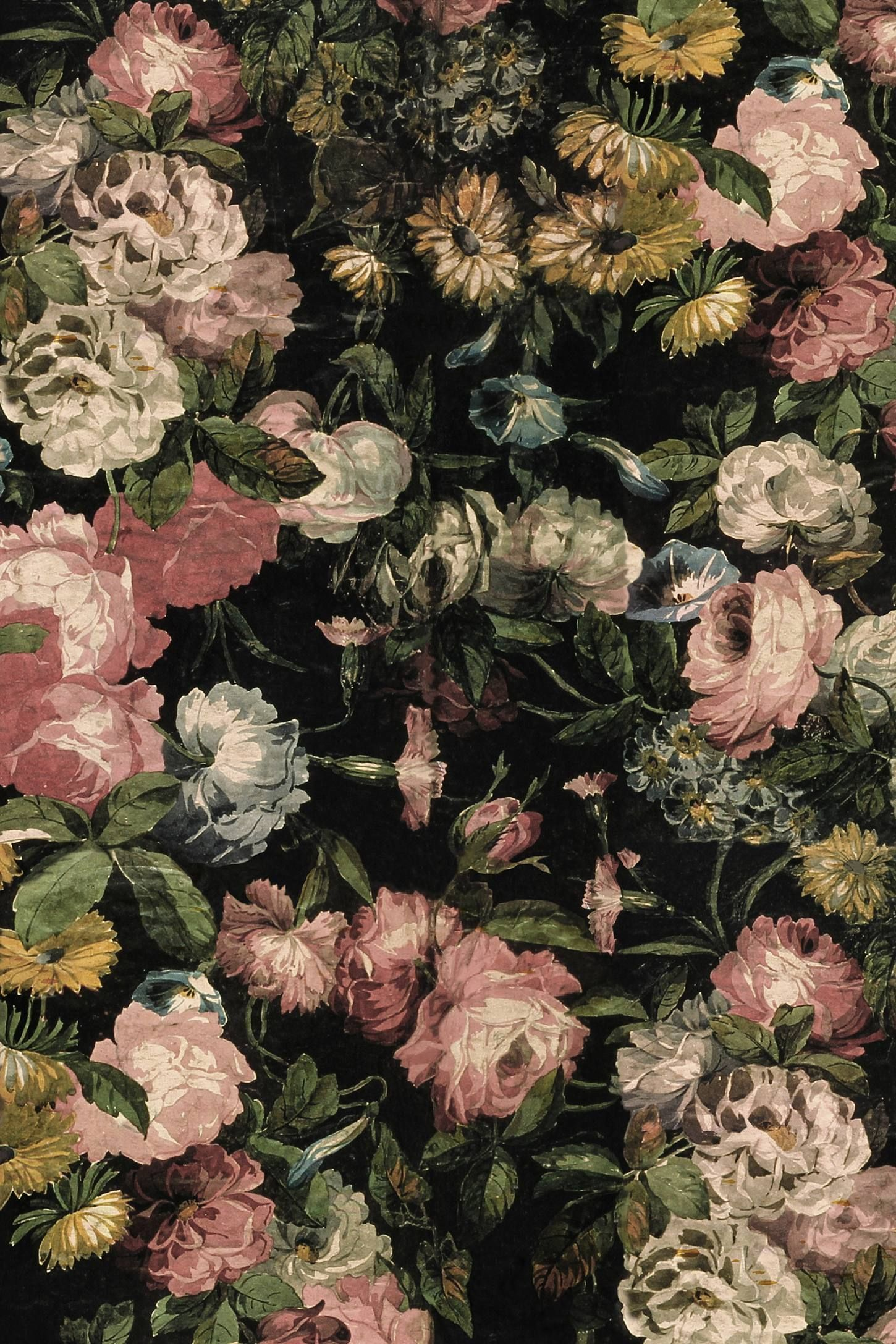 House of Hackney Midnight Garden Wallpaper