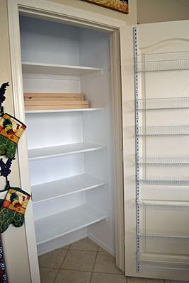 My Kitchen Pantry From Pandemonium to Organized Bliss