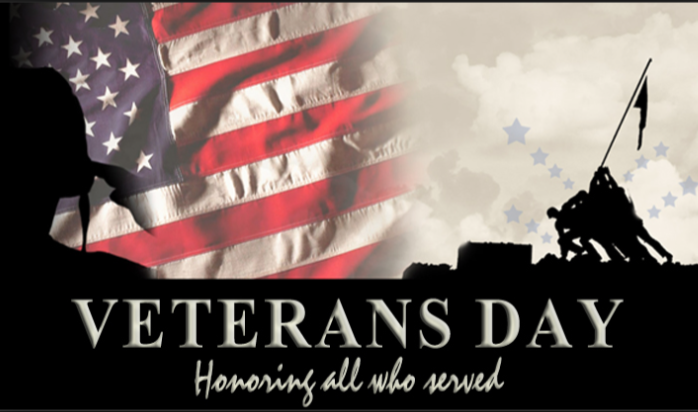 Today We Would Like To Honor All Those Who Have Served Thank You