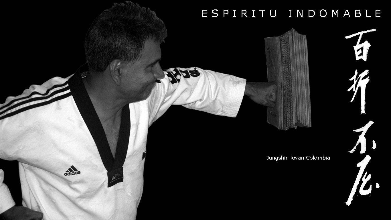 Taekwondo, espíritu indomable