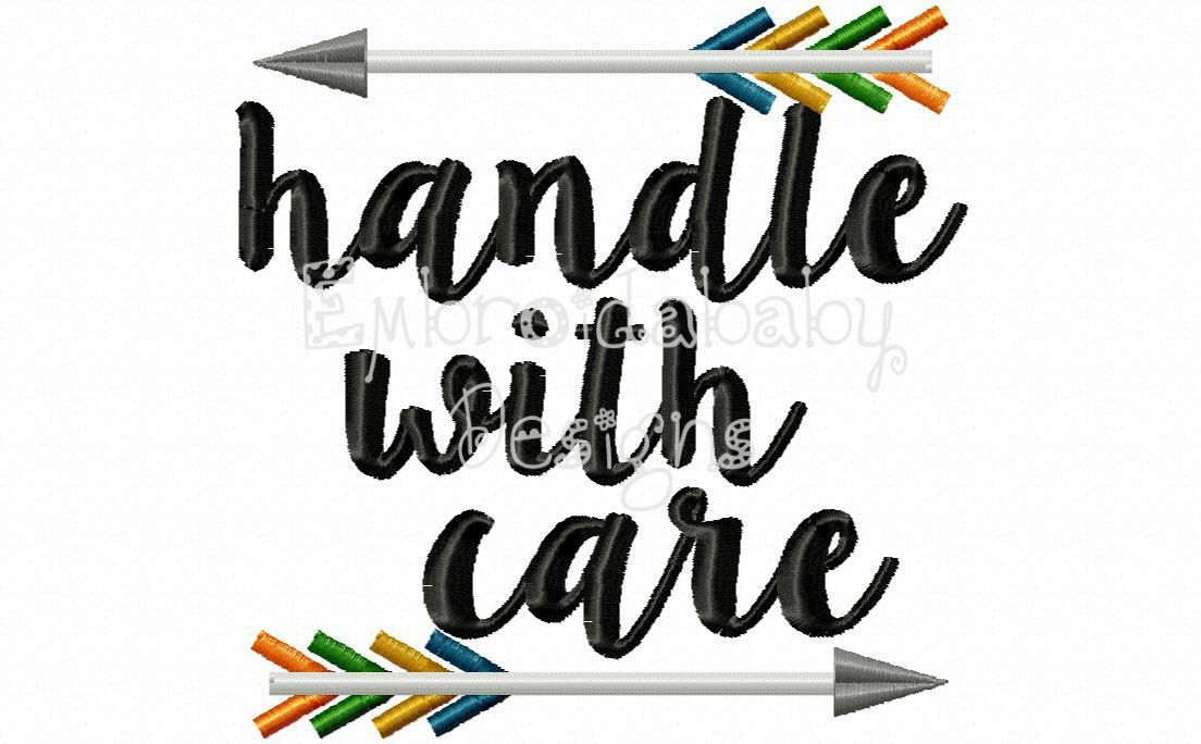 handle with care 4x4