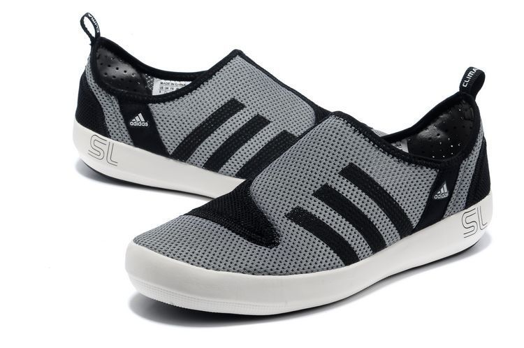 Men's fashion · Latest-Adidas-Boat-SL-summer-breathable-wading-shoes-