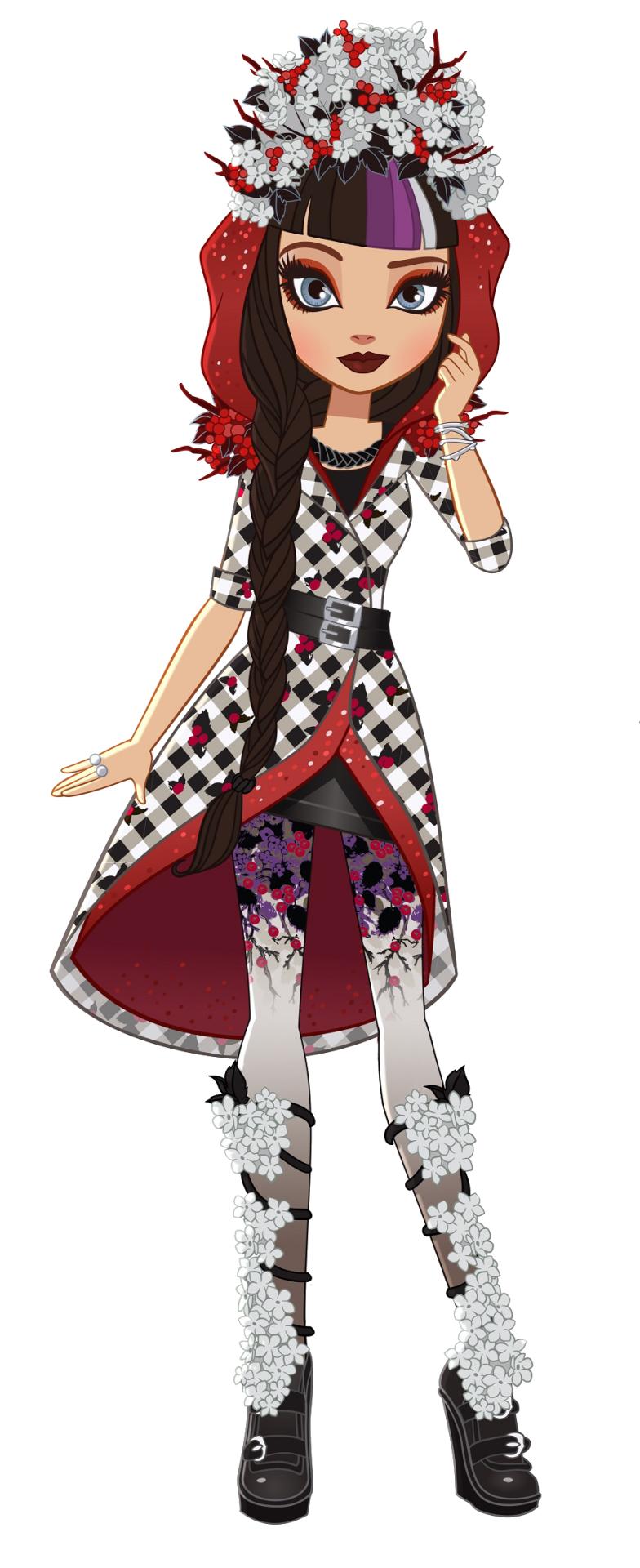 Ever After High® Enchanted Picnic™ Cerise Hood™ Doll ...   Cerise Hood