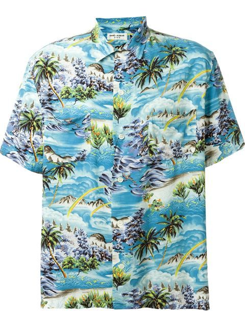 SPIES VINTAGE Koi Shirt
