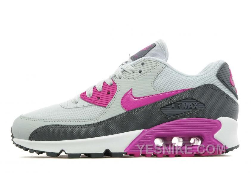 buy popular 8741f 8c3fa http   www.yesnike.com big-discount-66-off-nike-air-max-90-womens -white-pink-grey-black-friday-deals-2016xms1849.html BIG DISCOUNT ! 66%  OFF! NIKE AIR MAX ...
