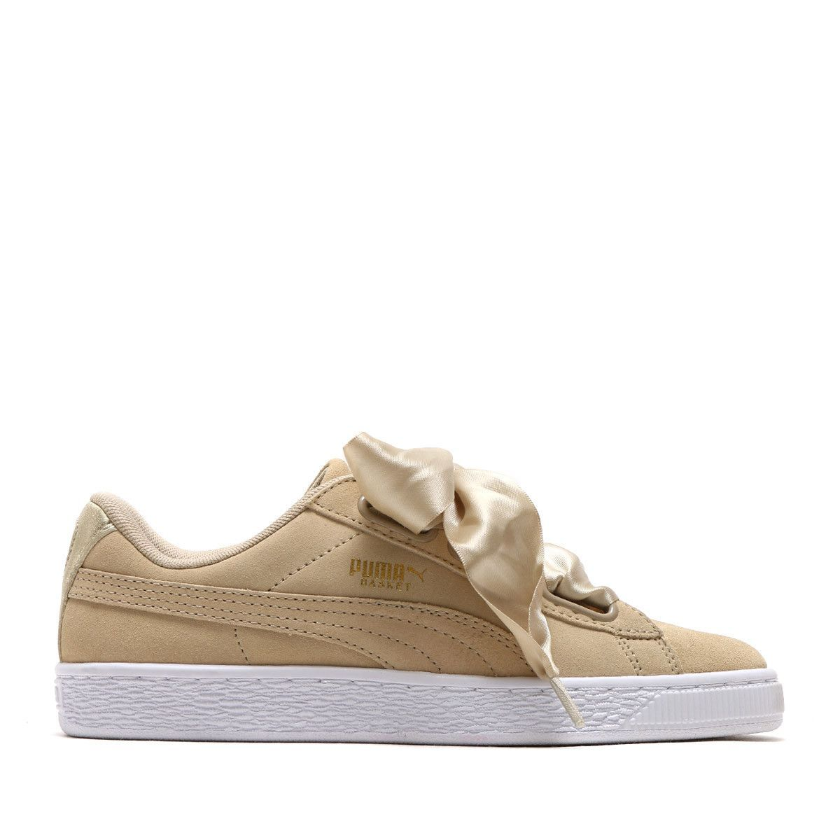 finest selection fca09 44c09 PUMA SUEDE HEART SAFARI WN'S - SAFARI-SAFARI | Products ...