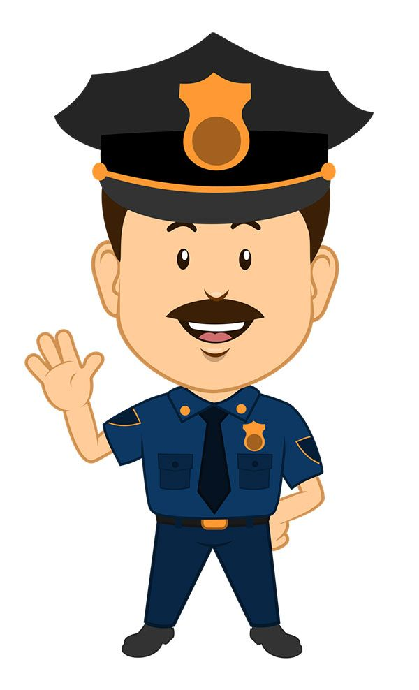 characters policeman pesquisa google police cartoon pinterest rh pinterest com police officer clip art hat police officer clip art free