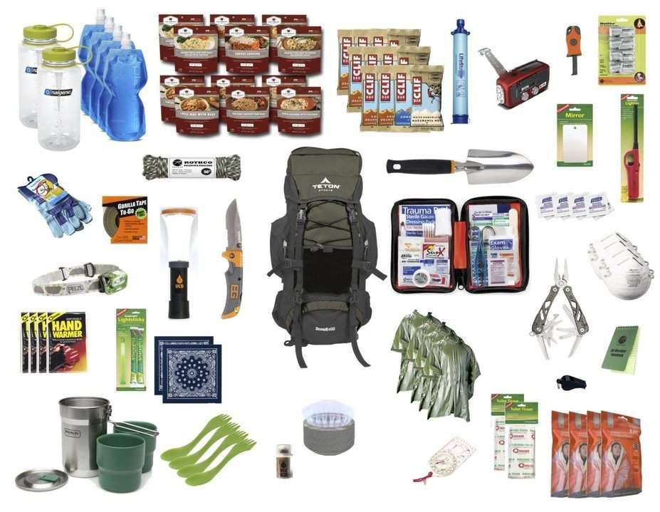Family Bug Out Bag Walletburn Product Discovery