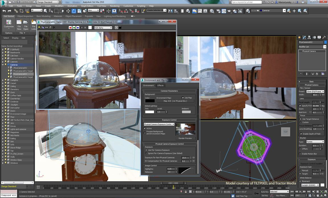 Autodesk 3ds Max 2016 SP3 Download Free + Crack [Full Version Latest]