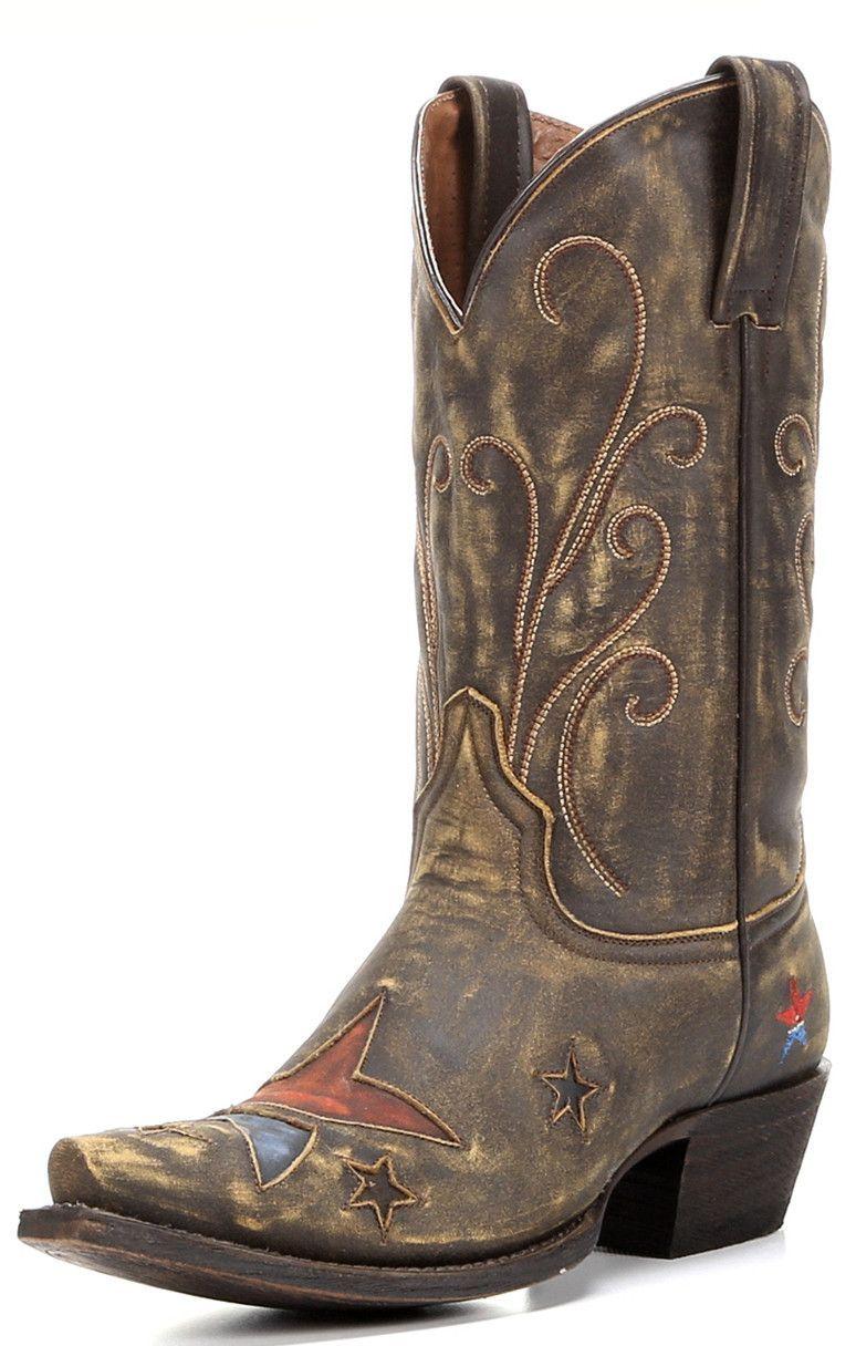 Women's Redneck Riviera Soul Shaker Boot - Vintage Honey
