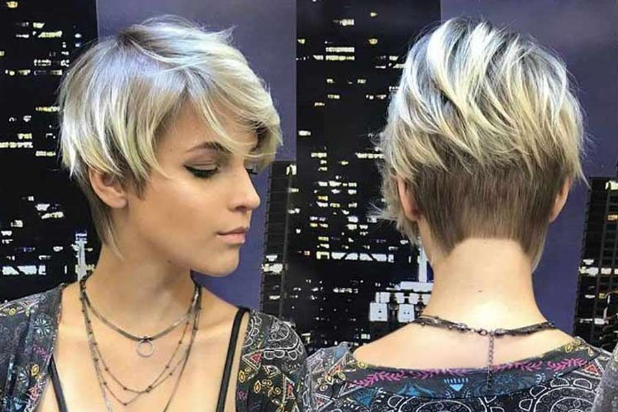 36 Latest Short Hair Trends for Winter 2017 - 2018 #shortlayeredhaircuts