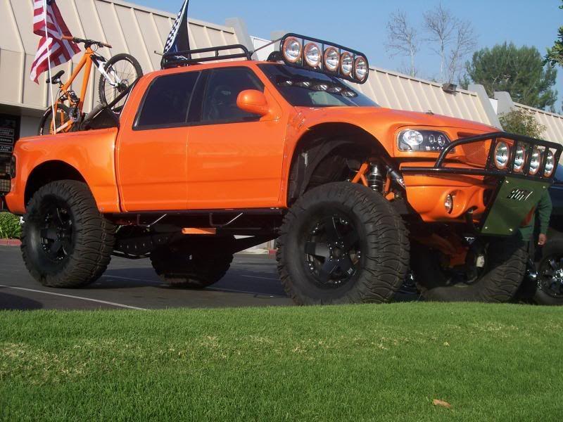 Ford f150 prerunner SICK! Lifted Trucks Pinterest