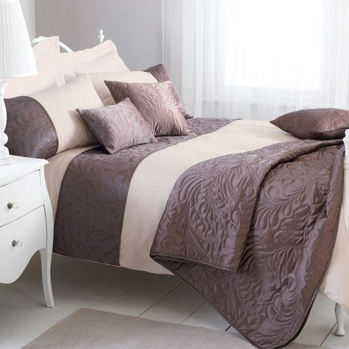 Stunning Coffee Cream Embroidered Cotton Super King Size Quilt Cover Duvet Set Ebay King Size Duvet Covers King Size Quilt Covers King Size Comforter Sets