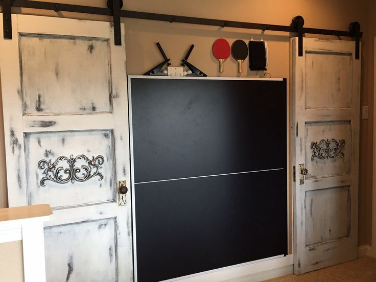 Ping Pong Table Top Storage Ideas | 1000+ Ideas About Pool Table Room On  Pinterest | Pool Tables, Pool .