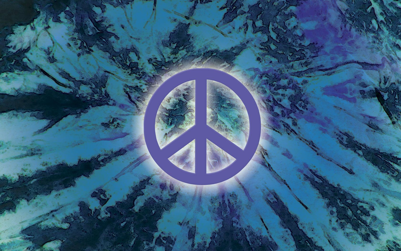 Just Be Peace Sign Art Peace Computer Wallpaper