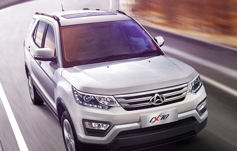 Changan Cx70 2019 Suv Price Overview Review Photos