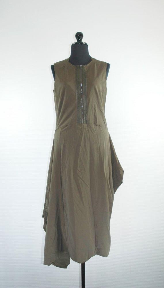 Robe Longue One Step Kaki 38 (MT2) | #summerdress | Robe