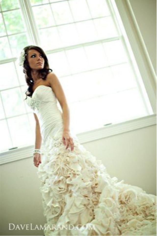 My dream wedding dress!