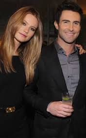 Congratulations to Adam Levine and his bride Behati Prinsloo. They were married in Mexico.