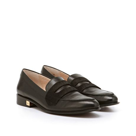 4c71f9e2c33a8 Sam Edelman Bethanie loafters in Black