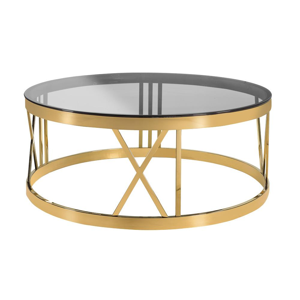roman gold coffee table gold coffee