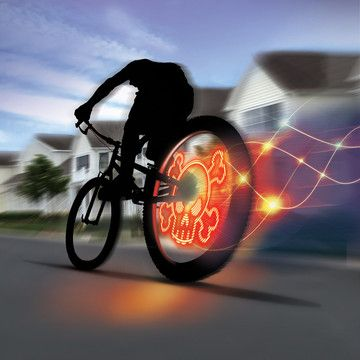 Fuze Wheel Writer now featured on Fab. I think I need this for the Halloween Costume Rage Ride!