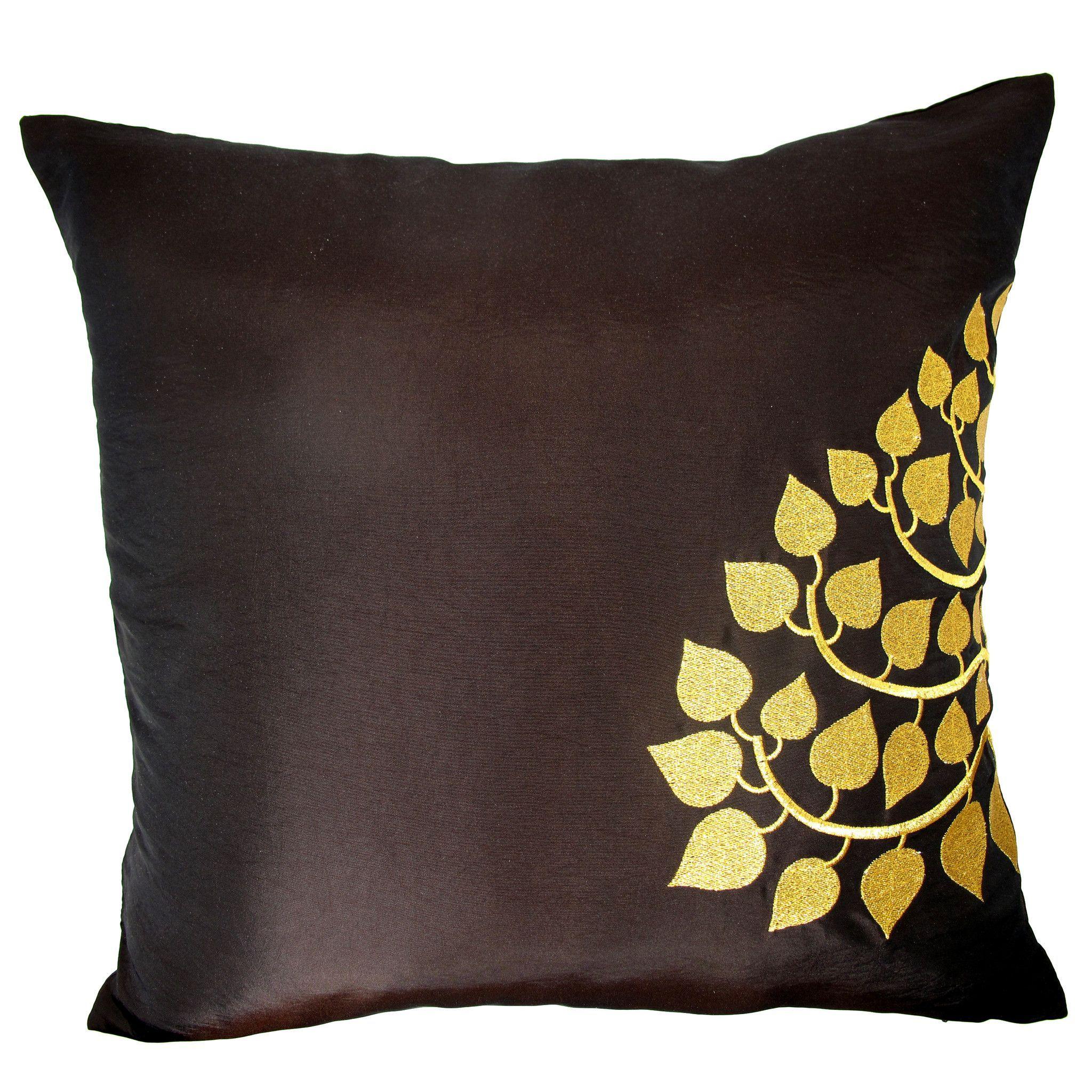 """Arbre de vie en lin Throw Pillow Case Cushion Cover Home Decor 18/"""""""