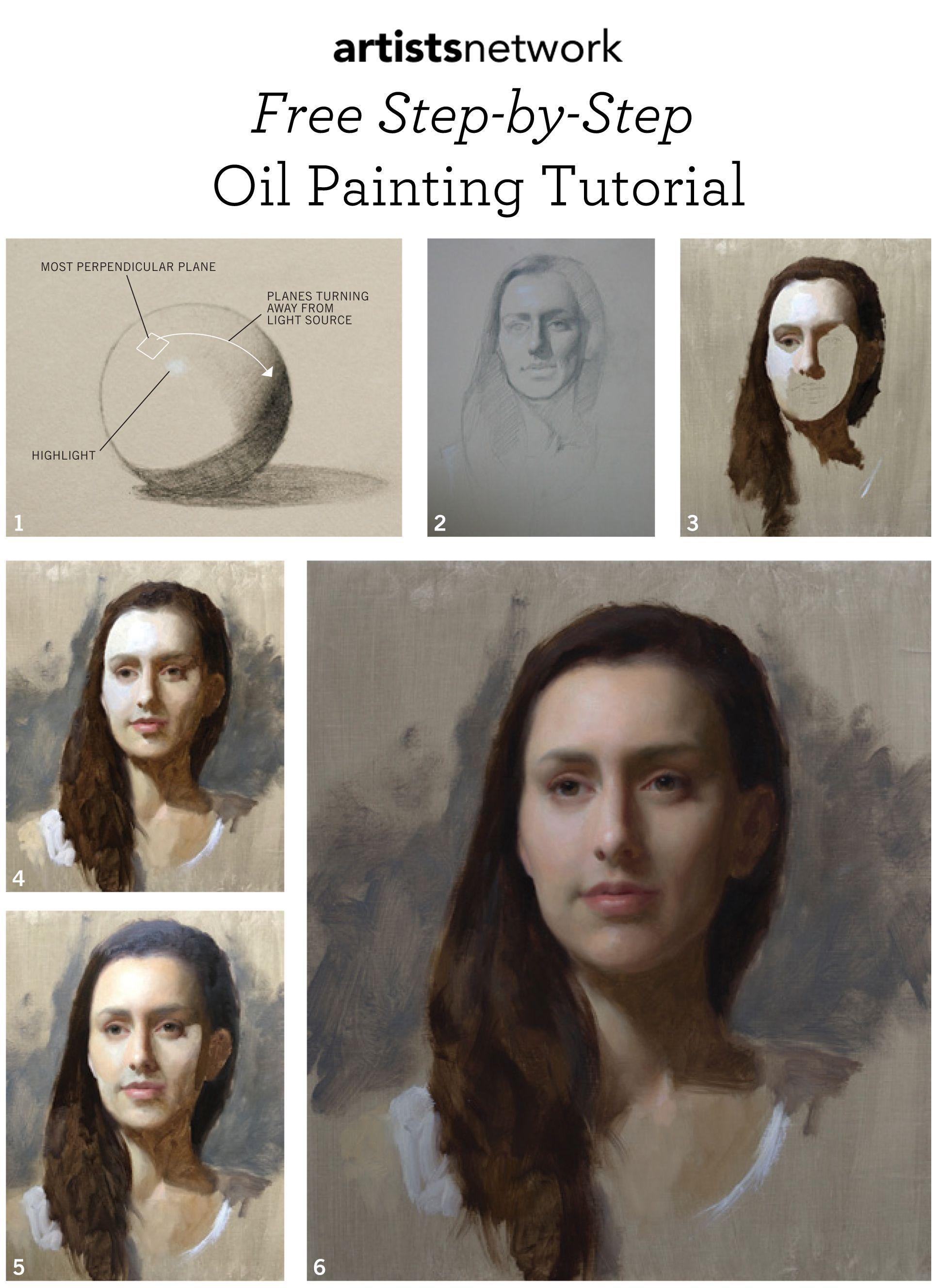 Oil Painting Basics In