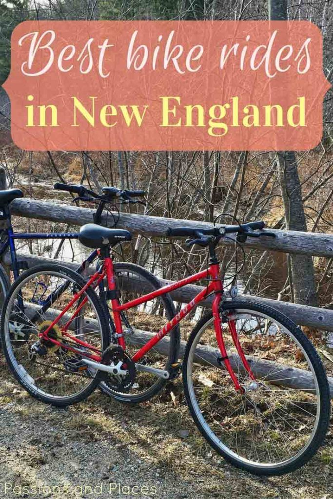 Cycling New England The Top 5 Rail Trails Bike Trips Bicycle