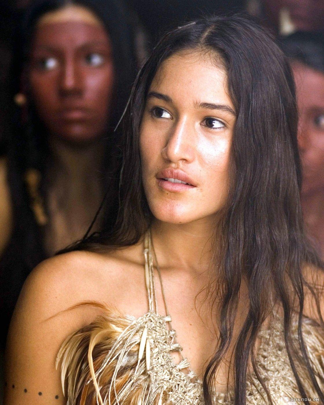 Dangermousie Dangermousie S Most Anticipated Movie Left The New World Native American Women Native American Girls Native American Beauty