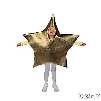 Twinkle, twinkle! Whether you need a sky full of little stars for a heavenly holiday chorus, or just one for a Sunday School Christmas pageant, our golden ...