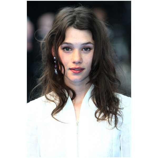 More Pics of Astrid Berges Frisbey Cocktail Dress ❤ liked on Polyvore featuring dresses, astrid berges-frisbey, astrid berges frisbey, people, brown cocktail dress and brown dress