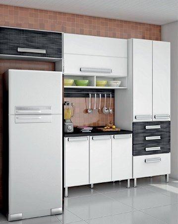 Armario De Cozinha Da Bartira Casa Decor Di 2019 Kitchen
