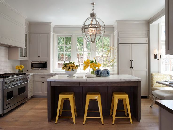 grey kitchen cabinets with yellow accents exciting pop yellow seems a titch mustard like on kitchen ideas yellow and grey id=14666