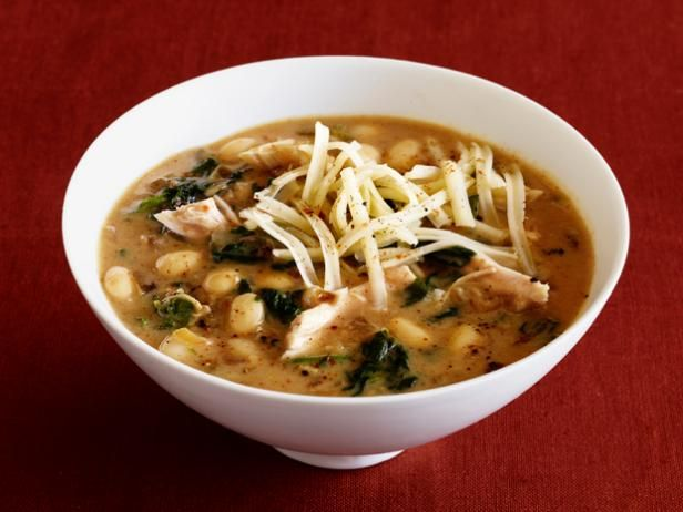 Melissa darabians white chili with quick roasted garlic recipe melissa darabians white chili with quick roasted garlic white chiliwhite chicken chiligarlic recipeschili recipesturkey recipesfood network forumfinder Choice Image