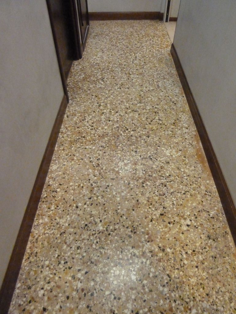 Unique And Interesting Terrazzo Floor Design 5 Terrazzo