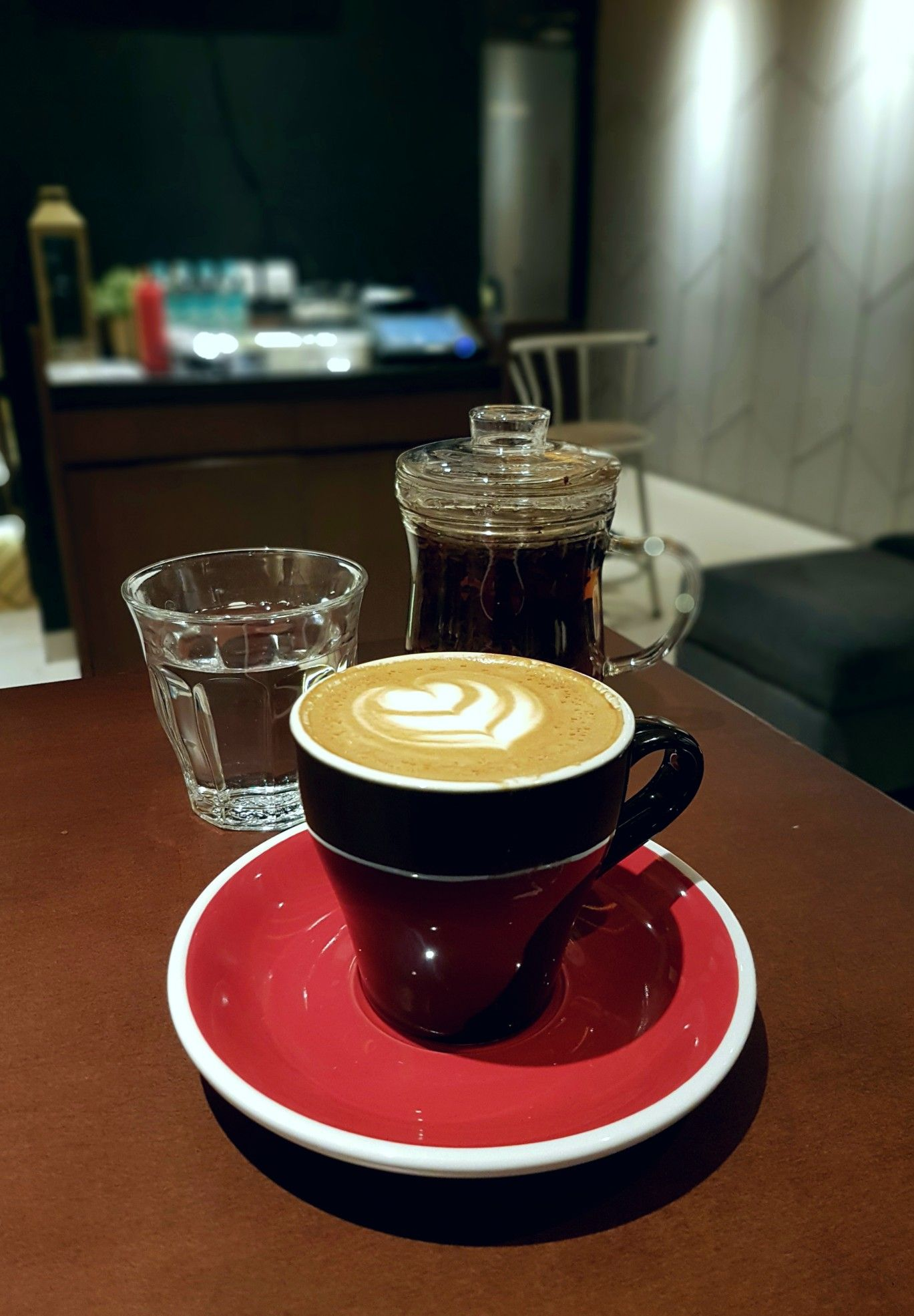 """""""Cqppuccino"""", The Hideout, Jakarta Coffee cafe, Coffee"""