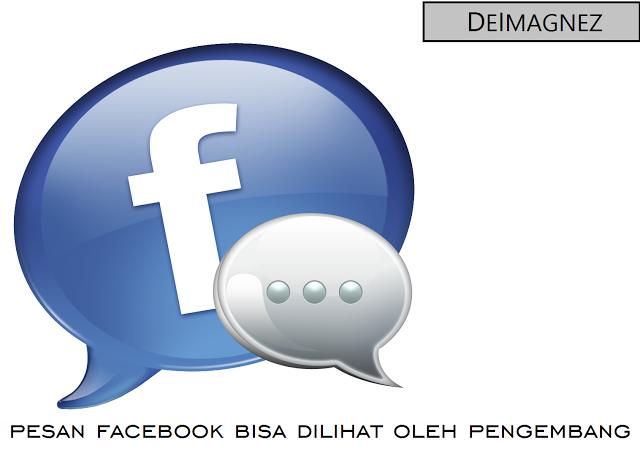 Para pengembang facebook bisa melihat tautan/link yang