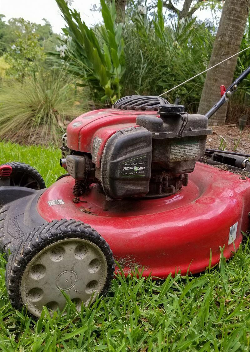 Add Fuel Stabilizer To Your Lawn Mower Over The Winter Winter Lawn Lawn
