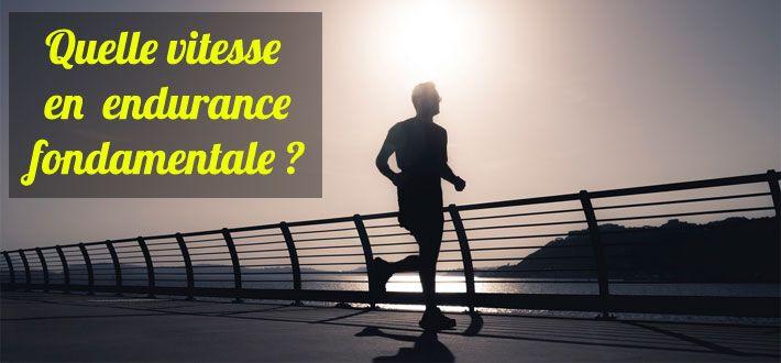Quelle vitesse en endurance fondamentale ? | Tapis de