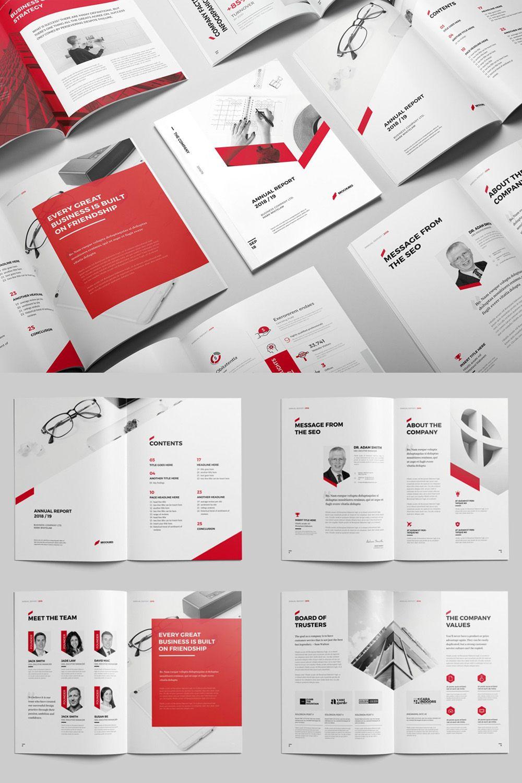 Sharp Annual Report Annual Report Folder Graphic Design Book