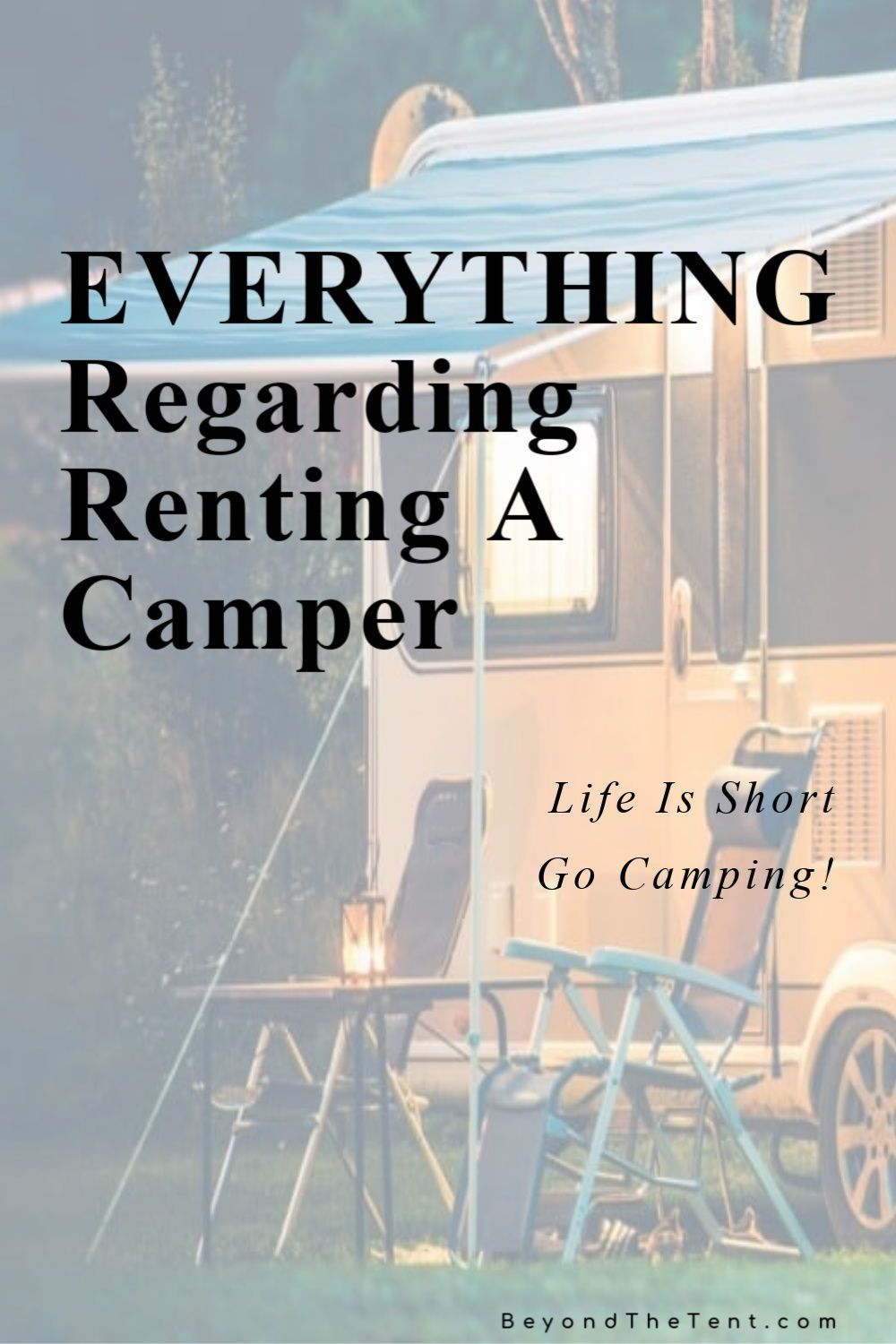 Renting A Camper Everything You Need To Know Camper