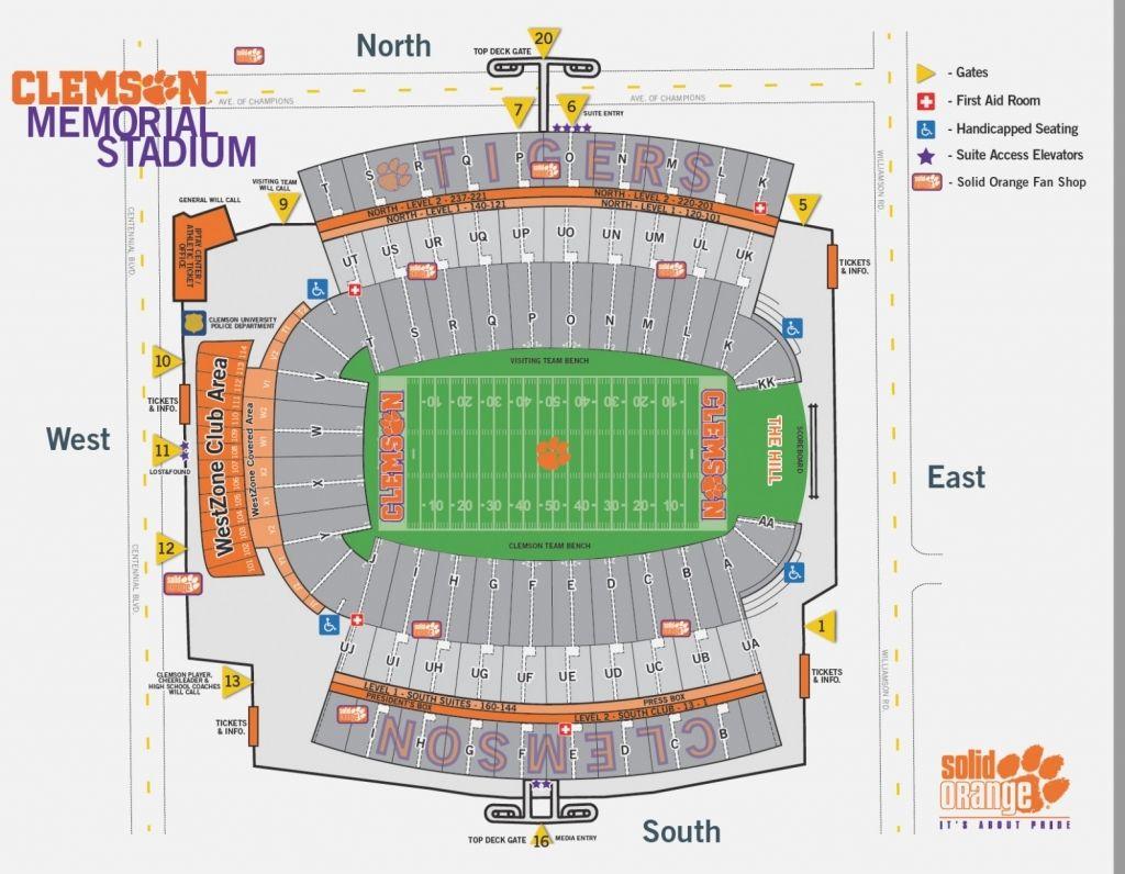 Elegant Fsu Stadium Seating Chart Baseball Football