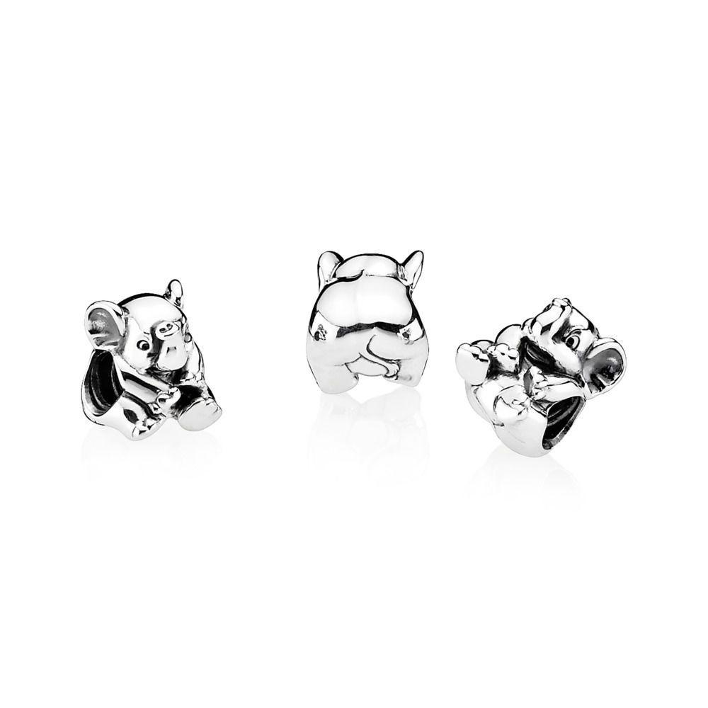 Lucky Elephant Charm - Pandora UK | Elephant charm, Pandora ...
