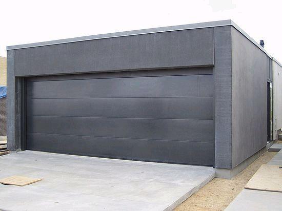 Garageport Amenagement Jardin Maison Porte Garage