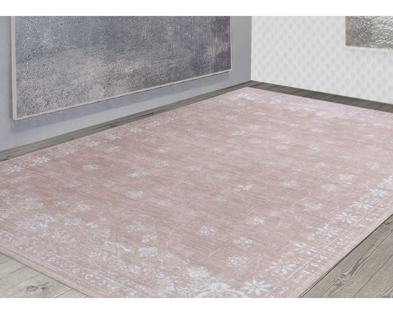 Tapijt Oud Roze : Bol hoogpolig vloerkleed shaggy loca cm roze